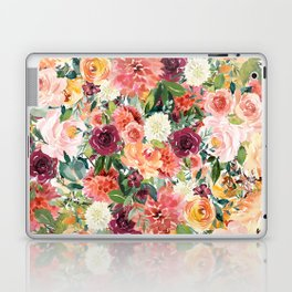 flower bomb Laptop & iPad Skin