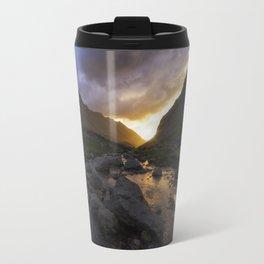 Llanberis Pass Travel Mug