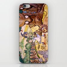 Apple Trees iPhone & iPod Skin