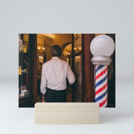 Sala da Barba Mini Art Print