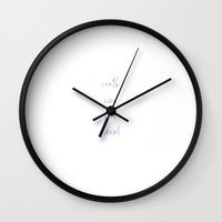 the 100 Wall Clocks featuring 100% by gasponce
