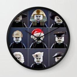 Voldemort Cosplay Wall Clock