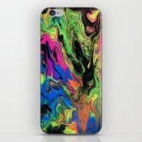 hydra iPhone & iPod Skins featuring Hydra Goo by SpaghettiLegz