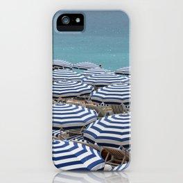 Nizza iPhone Case