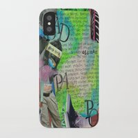 dad iPhone & iPod Cases featuring Dad by Mary Klump Studio
