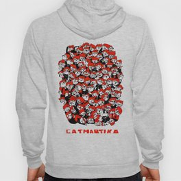 CATHARTIKA (red) Hoody