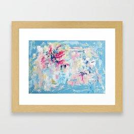 The Jet Set Framed Art Print