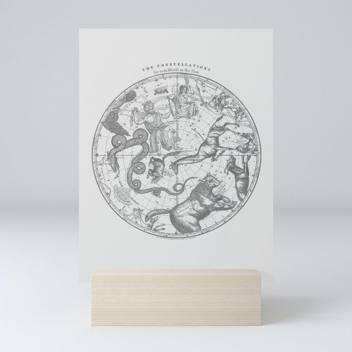 The Constellations Mini Art Print
