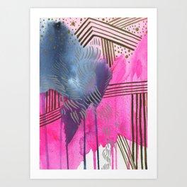 the equinox I Art Print