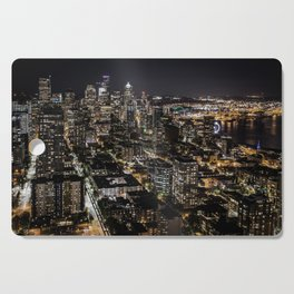 Seattle from the Space Needle Cutting Board