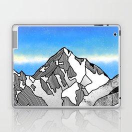 K2 MOUNTAIN LANDSCAPE Laptop & iPad Skin