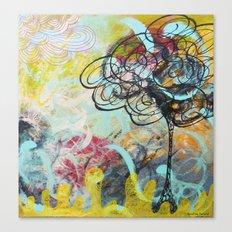 Zenandia Canvas Print