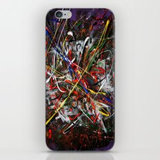 Acryl-Abstrakt 26 iPhone & iPod Skin
