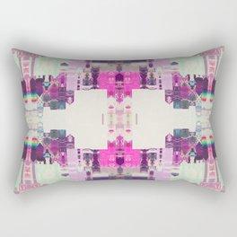Patchwork 2 Rectangular Pillow