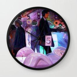 Hand Jive Wall Clock