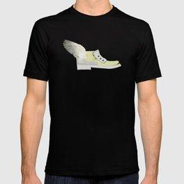 Flying shoe T-shirt