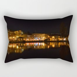 Lake Merritt, Oakland, CA Rectangular Pillow