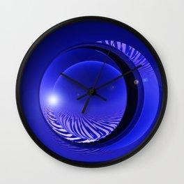 Spheres, No. 4 Wall Clock