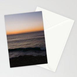 Atlantic Ocean Sunset Stationery Cards