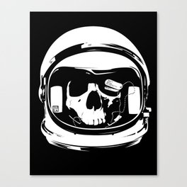 Ground control, there's something wrong Canvas Print