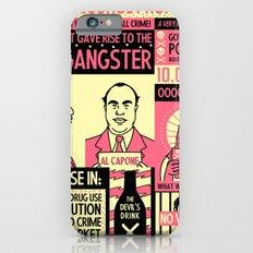 Prohibition Slim Case iPhone 6s