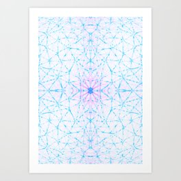 Gentle whispers  Art Print