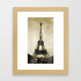 Paris Flea Market Framed Art Print