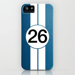 Lucky 26 iPhone Case