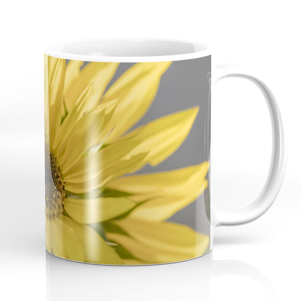 Sunflower Mug by spetenfia