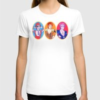 bowie T-shirts featuring Bowie by Jessica Fink