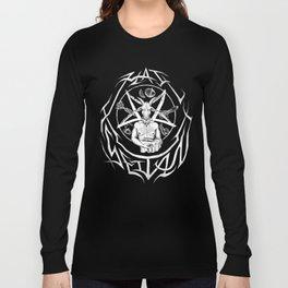 Hail Seitan Long Sleeve T-shirt