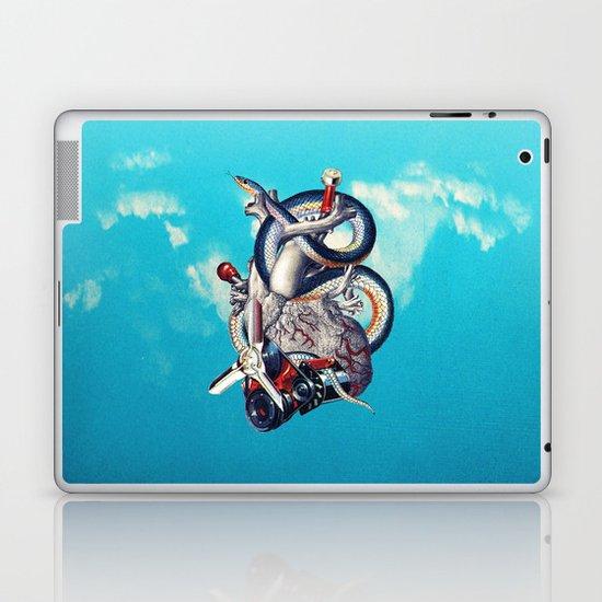 Heart of Illuminati Laptop & iPad Skin