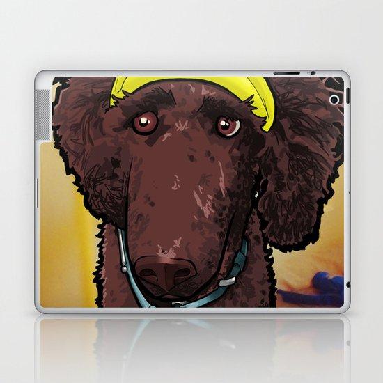 Hobbes (poodle) Laptop & iPad Skin