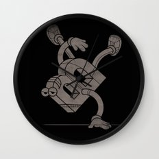 B-Boy Wall Clock