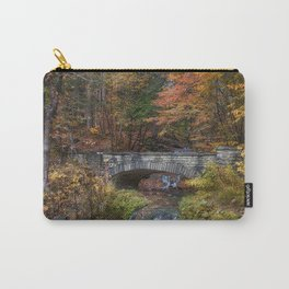 the Stone Bridge Carry-All Pouch