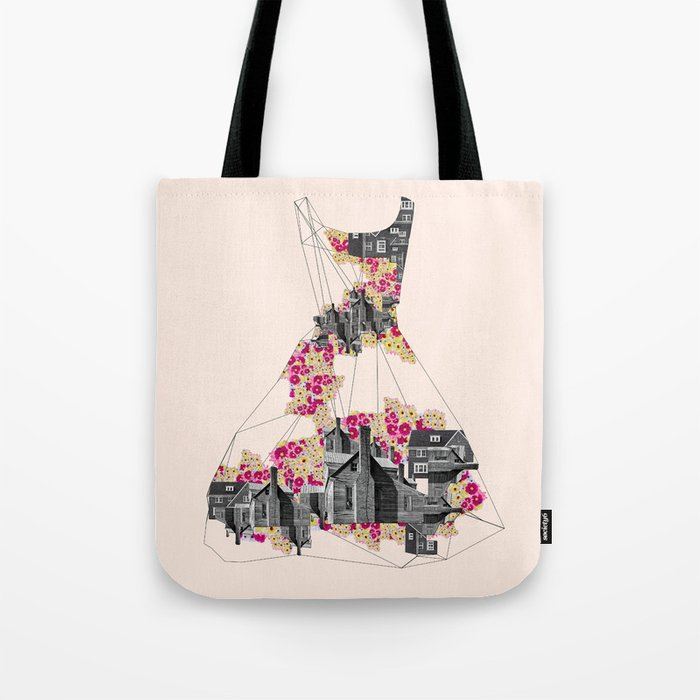 FILLED WITH CITY II Tote Bag