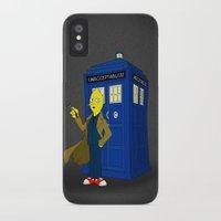lemongrab iPhone & iPod Cases featuring Doctor Lemongrab  by MUSENYO