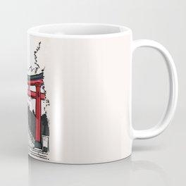 Japan : Fushimi Inari Coffee Mug