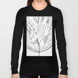 Amazing Leaves Long Sleeve T-shirt