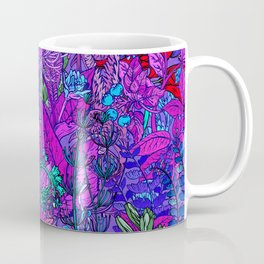 Electric Garden Coffee Mug