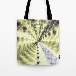 Fractal Bridge Tote Bag