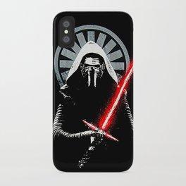 Dark side iPhone Case