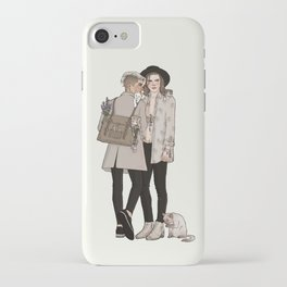 witches (no background) iPhone Case
