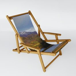 Matanuska River Alaska Sling Chair