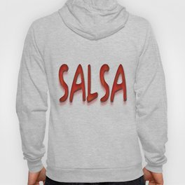 Salsa Enrique Red Hoody