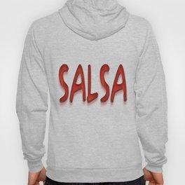 Salsa Enrique Red Hoody