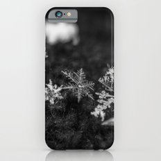 Clump of snowflakes iPhone 6s Slim Case