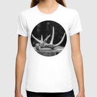 antler T-shirts featuring Antler by Danielle Fedorshik
