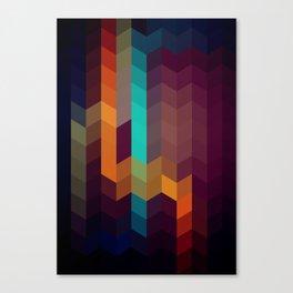 RHOMBUS No4 Canvas Print