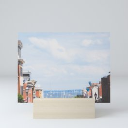 Morning in Annapolis II Mini Art Print